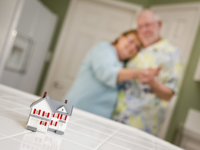 over 55's finding a mortgage