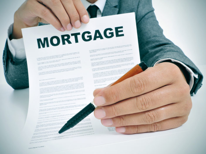 mortgage lending contract